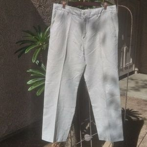 BANANA republic relaxed men's summer pant